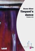 Giner , Bruno - Timpani's Dance