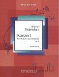 Tharichen , Werner - Konzert fur Pauken (ピアノ伴奏版 / スコア・パート譜セット) (特価品)