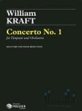 Kraft , William - Concerto No.1 for Timpani and Orchestra (Piano 伴奏版 / スコア・パート譜セット)
