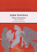 Psathas , John - Planet Damnation Timpani and Orchestra (Solo Version with Digital Audio)