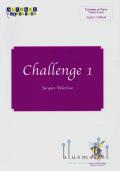 Delecluse , Jacques - Challenge 1 Timpani & Piano (スコア・パート譜セット)