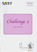 Delecluse , Jacques - Challenge 2 Timpani & Piano (スコア・パート譜セット)