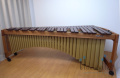 Korogi Used Marimba La Vue LV2400CC 2012年製 (中古品) + BMO Marimba Bag Set
