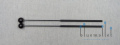 "Dragonfly Percussion 3/4""Black (34B)"