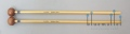 Elite Mallets Xylophone Wood Big Oval 4 (ラタン柄)