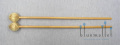 Marimba One Mallet K.Mycka Birch KMB4 (木柄 : バーチ)(特価品)