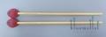 Marimba One Mallet Double Helix DHR6 (ラタン柄太め)