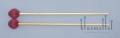 Marimba One Mallet Double Helix DHB6 (木柄 : バーチ)