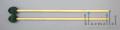 Marimba One Mallet C.Currie CCR2 (ラタン柄太め) (特価品)