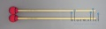 Playwood Mallet SCK-11 (プラスティック柄)