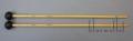 Sato Mallet Rubber Head Medium Hard ST-RBMHB (ラタン柄)