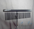 Spectrasound Mark Tree Bar Chimes  Black Aluminum SM-35BA