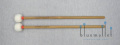 Devi Mallets Timpani Mallet Risoluto Series (Medium Hard)