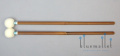 Playwood Timpani Mallet Wood Core Medium Hard PRO-330