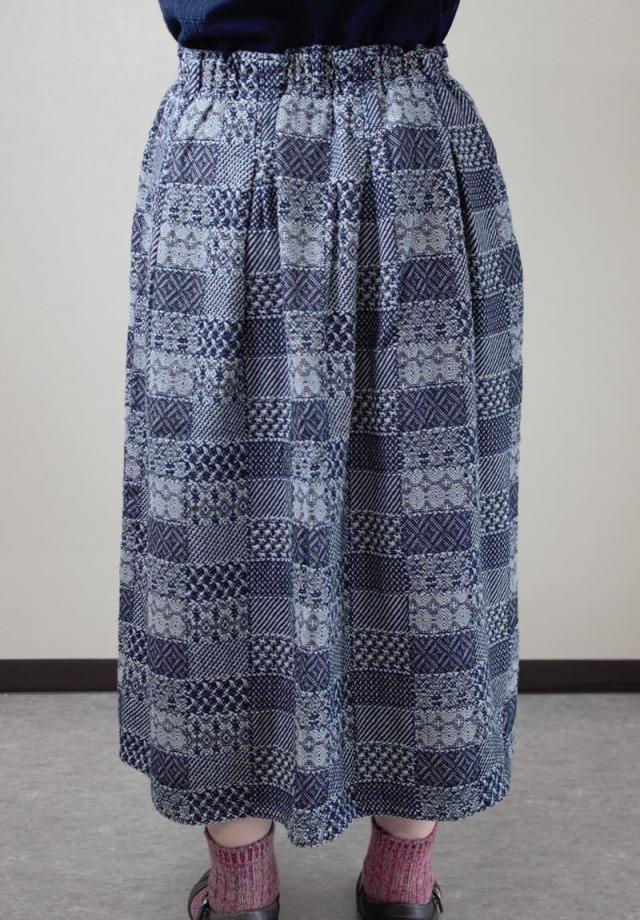 ガチャパッチスカート