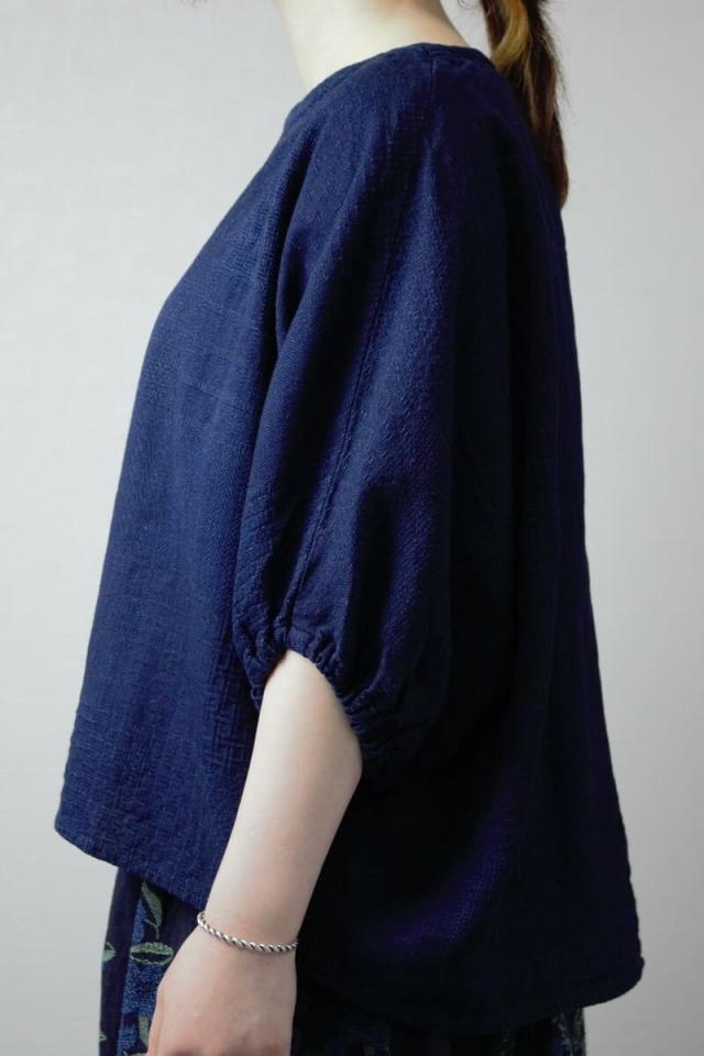 バルーンスリーブシャツ