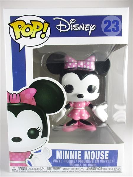 ミニー [Disney(ディズニー)] FUNKO(ファンコ) POP! 23
