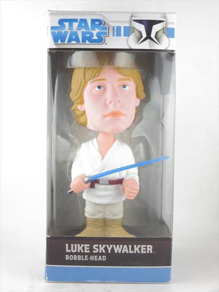 ルーク・スカイウォーカー [STARWARS(スターウォーズ)] FUNKO(ファンコ) Wacky Wobbler(ワッキーワブラー) バブルヘッド