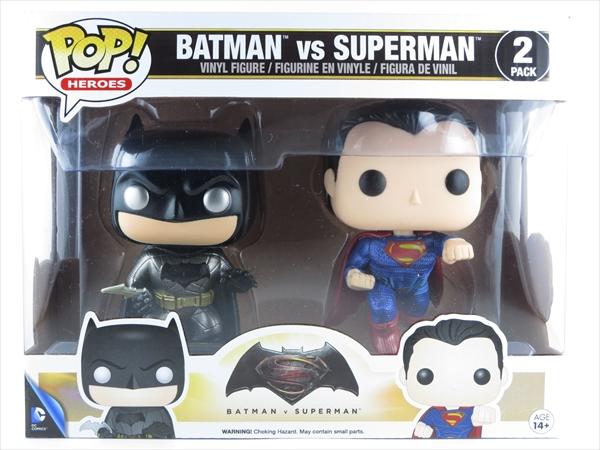 funko バットマンVSスーパーマン