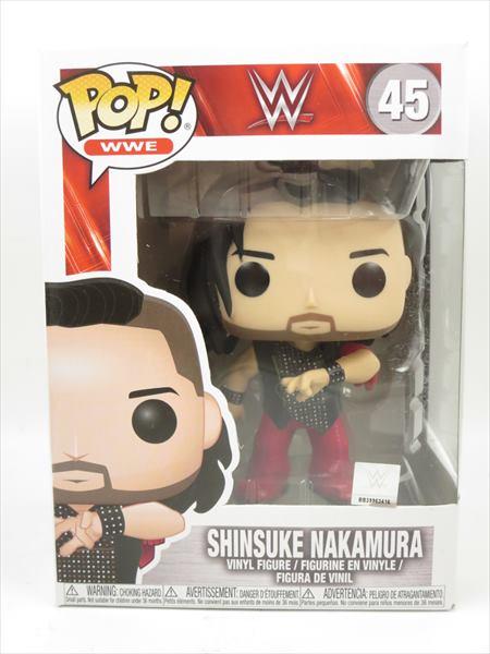 中邑真輔 [WWE] FUNKO POP!(ファンコ)