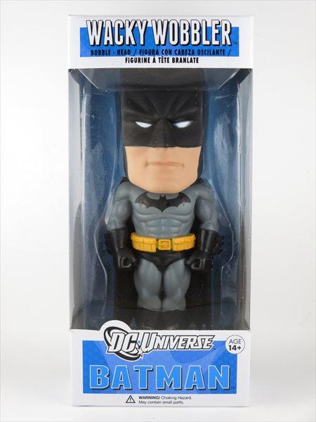 バットマン [DC UNIVERSE] FUNKO(ファンコ) Wacky Wobbler(ワッキーワブラー) バブルヘッド