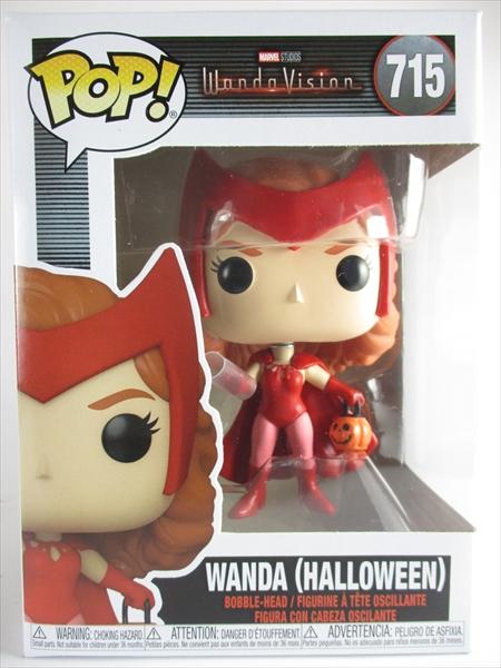 ワンダ・マキシモフ ハロウィーン [Wanda Vision] FUNKO(ファンコ) POP! 715