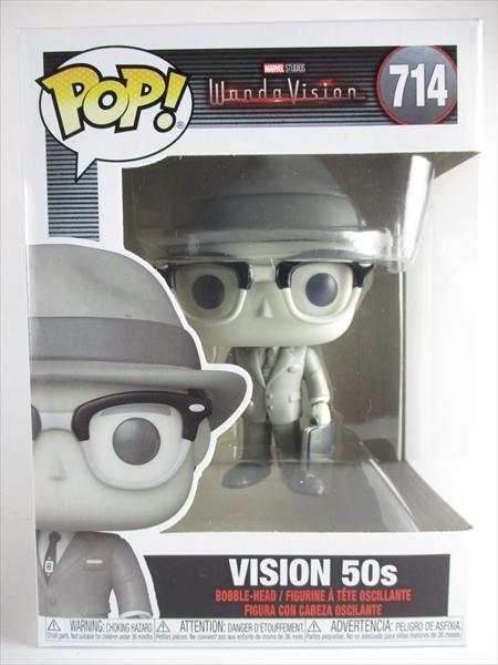 ヴィジョン 50s [Wanda Vision] FUNKO(ファンコ) POP! 714
