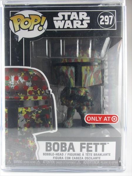 ボバ・フェット [STARWARS×FUTURA] FUNKO(ファンコ) POP! 297