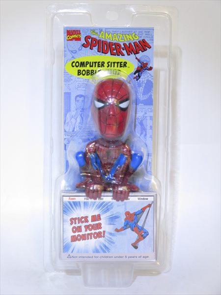 スパイダーマン コンピュータシッター funko
