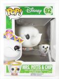 funko mrs.potts&chip