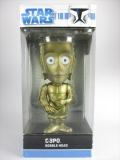 C3PO [STARWARS(スターウォーズ)] FUNKO(ファンコ) Wacky Wobbler(ワッキーワブラー) バブルヘッド