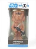 チューバッカ 白パッケージ [STARWARS(スターウォーズ)] FUNKO(ファンコ) Wacky Wobbler(ワッキーワブラー) バブルヘッド