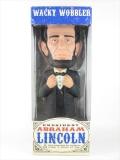 リンカーン大統領 FUNKO(ファンコ) Wacky Wobbler(ワッキーワブラー) バブルヘッド