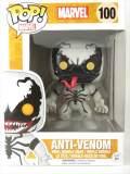 アンチ・ヴェノム [スパイダーマン] FUNKO POP!(ファンコ) バブルヘッド