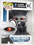 【箱傷】ブラックマンタ [DC SUPER HEROES] FUNKO(ファンコ) POP! HEROES 92