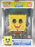 【箱傷】スポンジボブ 10インチ [スポンジボブスクエアパンツ] FUNKO(ファンコ) POP! ANIMATION 562