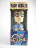 【箱傷】 オースティンパワーズ [Austin Powers] FUNKO(ファンコ) Wacky Wobbler(ワッキーワブラー) ミニバブルヘッド