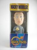 【箱傷】 Dr.イーブル [Austin Powers] FUNKO(ファンコ) Wacky Wobbler(ワッキーワブラー) ミニバブルヘッド