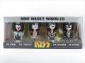 ミニKISSセット FUNKO(ファンコ) Mini Wacky Wobbler(ミニワッキーワブラー) バブルヘッド