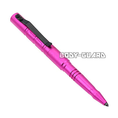 タクティカルペン シンプル ピンク