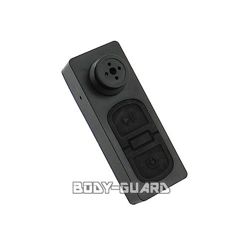 ボタン型ビデオカメラ