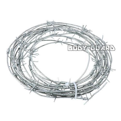 有刺鉄線 亜鉛メッキ 10m
