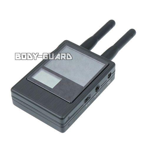 無線盗撮カメラ発見器 WCH-250X 充電式