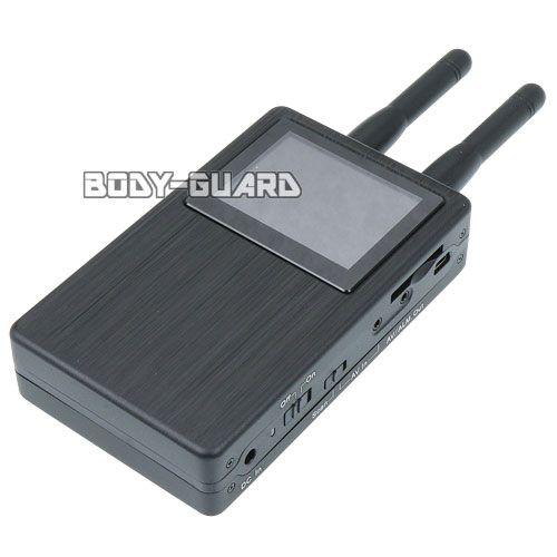 無線盗撮カメラ発見器 WCH-350X 充電式