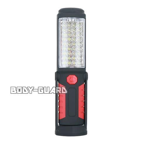4WAY LEDライト 電池タイプ レッド