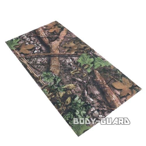リストスカーフ カモフラ柄 パターン1
