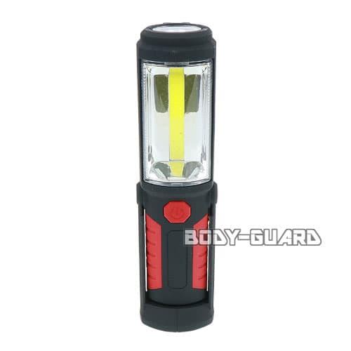 5WAYライト USB充電タイプ レッド