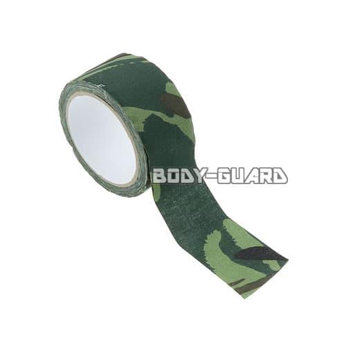 カモフラージュテープ タイプ2 グリーンカモ