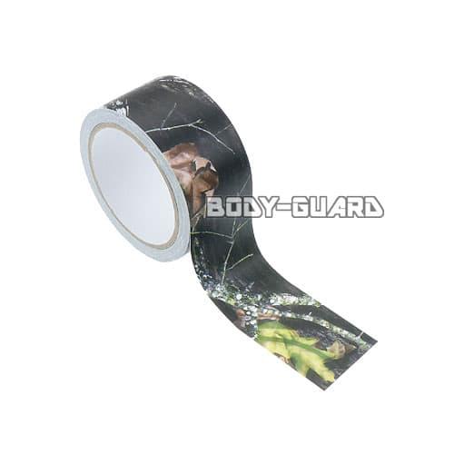 カモフラージュテープ タイプ2 プリント樹林迷彩