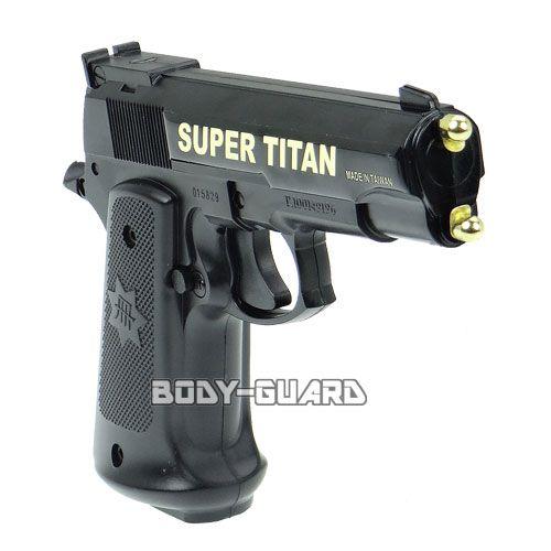 【タイタン】ピストル型スタンガン